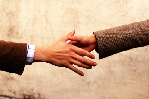 Coming Out of Mediation With Friendship